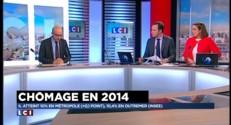 """Chômage : pas d'amélioration """"avant le dernier trimestre 2015"""""""