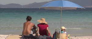 Corse : heureux vacanciers de juin