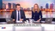 """Denis Baupin accusés de harcèlement sexuel : """"Je ne suis pas le DSK des Verts"""""""