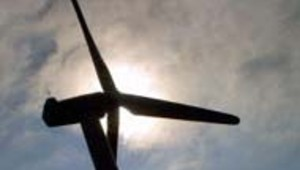éolienne électricité énergie environnement AFP