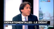 """Jérôme Guedj (PS) : """"J'appelle à un vote utile pour la gauche"""""""
