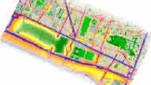 paris carte du bruit 1er arrondissement (DR)