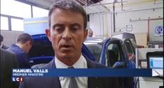 """Valls réplique à Macron : """"Il n'y aura pas de remise en cause des 35 heures"""""""