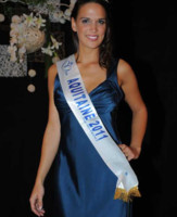 Miss Aquitaine 2011 - Claire Zengerlin - Candidate Election Miss France 2012