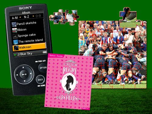 Jeu-concours spécial rugby