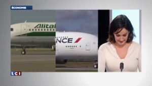 Air France-KLM dément avoir exigé la suppression de 5 000 emplois