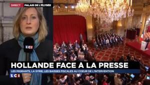 Hollande face à la presse : quels sont les enjeux de cette 6e conférence ?