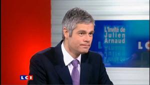 LCI - Laurent Wauquiez est l'invité politique de Julien Arnaud