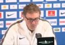 """Le PSG affronte Nantes : """"Relevons le défi qui nous est présenté"""", dit Laurent Blanc"""