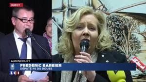 """Législative dans le Doubs : """"Répondre aux interrogations"""" dit le nouveau député PS Barbier"""