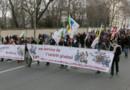 Manifestation Paris Fonction publique fonctionnaires CGT FO Solidaires sybdicat
