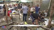 Nouvel attentat à Bagdad : au moins 15 morts et 20 blessés