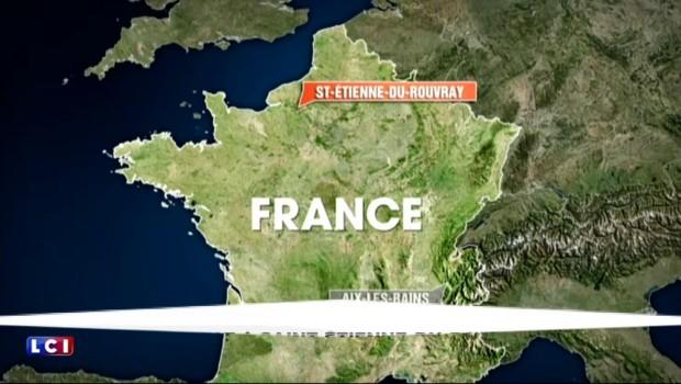 Saint-Étienne-du-Rouvray : les proches du deuxième suspect témoignent
