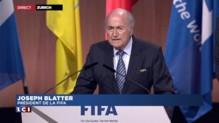 """Sepp Blatter appelle à """"une meilleure représentation des confédérations"""""""
