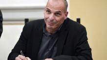 Yanis Varoufakis, le ministre des finances grec, le 27 janvier 2015.
