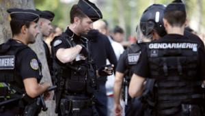 2.000 policiers ont été mobilisés pour la manifestation interdite à Paris le 26 juillet 2014
