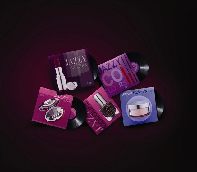 La gamme maquillage Clarins de la rentrée : Jazzy Colours