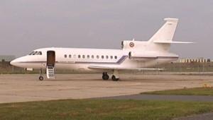 avion falcon 900 françois fillon