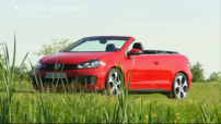 Essai Automoto Volkswagen Golf GTI Cabriolet 2012