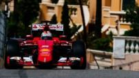F1 - Monaco 2015 - FP3 - Sebastian Vettel