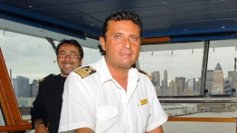 Francesco Schettino, le capitaine du Costa Concordia