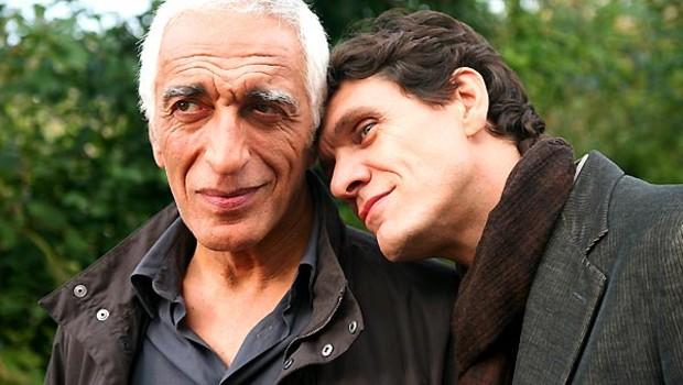 Gérard Darmon et Marc Lavoine Le Coeur des hommes 2
