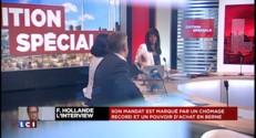 """Interview de François Hollande : """"Mieux vaut se concentrer sur le Smic que sur la prime d'activité"""""""