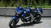 Kawasaki Z750 2009 - Profil