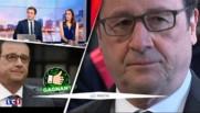 Le gagnant et le perdant la semaine politique : Hollande et Juppé