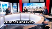 """Migrants: """"Le droit d'asile est constitutif de l'Europe"""""""
