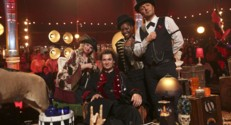 Rock'n roll circus du 31 juillet 2015