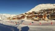 A Val Thorens, vous pouvez déjà chausser les skis