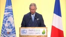 """Attentats de Paris : le prince Charles rend hommage au """"peuple français"""", en français"""