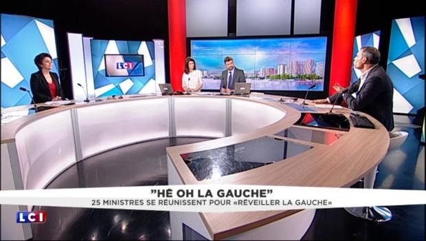 """""""Hé ho la gauche"""" : """"Une réunion qui tombe à plat"""" selon Renaud Pila"""