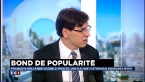 """""""Hollande a écarté toutes les critiques"""" sur sa fermeté, pour le directeur adjoint de l'Ifop"""