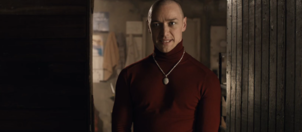 James McAvoy dans Split, le dernier film de M. Night Shyamalan.