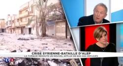 "La Libye, ""succursale de Daech ?"