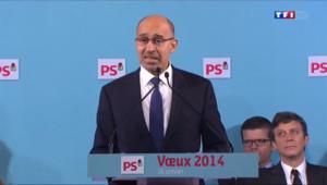 """Le 13 heures du 16 janvier 2014 : Harlem D�r r�firme que la politique du Pr�dent est """"de gauche"""" - 692.192"""