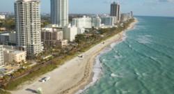 Miami est l'agglomération la plus peuplée de la Floride.