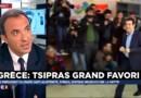 """Nikos Aliagas : """"Tsipras a joué sur une corde populiste très efficace"""""""