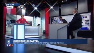 Paris suspects : le secrétaire général de l'Ile-Rousse nie tout trucage du match