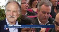 """Placé quitte EELV : """"Une décision tactique"""" pour Noel Mamère"""