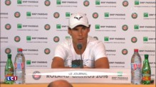 """Rafael Nadal : """"Je suis obligé de me retirer du tournoi"""""""