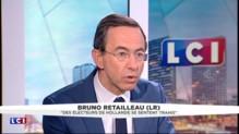 """Retailleau (LR) à propos des casseurs : """"La haine anti-flic est une haine anti-République"""""""