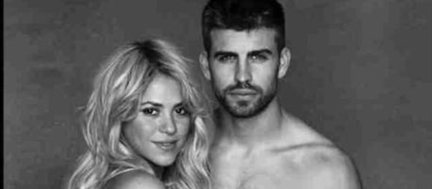 Shakira and Pique throw UNICEF baby shower