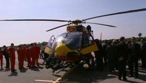 TF1/LCI : L'hélicoptère UH-145 d'Eurocopter