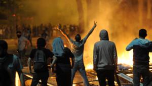 Turquie Istanbul manifestation