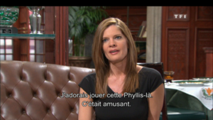 Michelle Stafford (Phyllis Summers) : &quot;40 ans, c&#039;est fou, non ?&quot;
