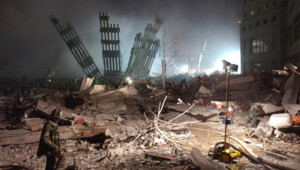 """11 septembre 2001, au soir : pompier à """"Ground Zero"""""""