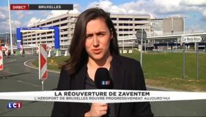Aéroport de Bruxelles : 20 vols prévus demain